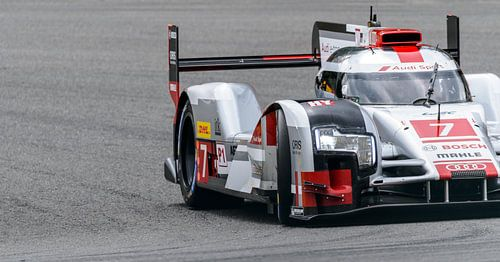 Audi R18 Le Mans race auto