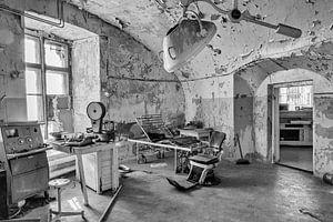 Patarei prison Estonia van