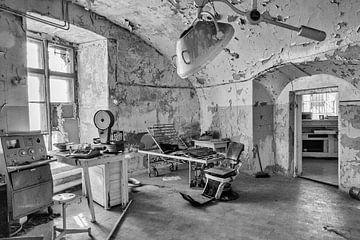 Patarei prison Estonia van Arnold van der Borden