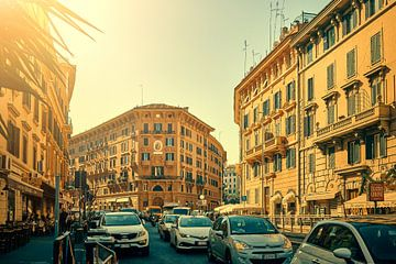 Rom Verkehrsnachrichten von Studio Reyneveld