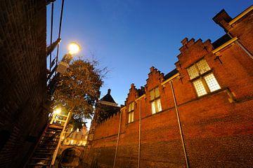 Gebouwencomplex Achter Sint Pieter aan de Kromme Nieuwegracht von Donker Utrecht