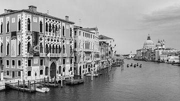 Accademia-Brücke, Venedig von Henk Meijer Photography