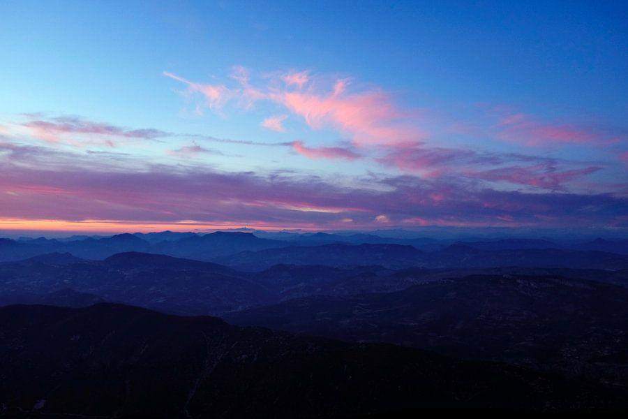 Mont Serein, Frankrijk van Christiaan Krouwels