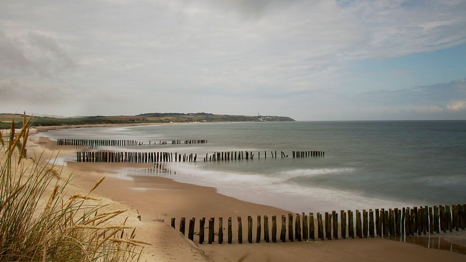 Zand, zee en duinen