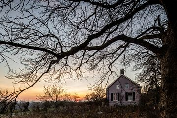 Huis bij de kerk von Daan van Oort