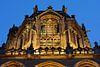 Lantaarn van de Domtoren in Utrecht van Donker Utrecht thumbnail