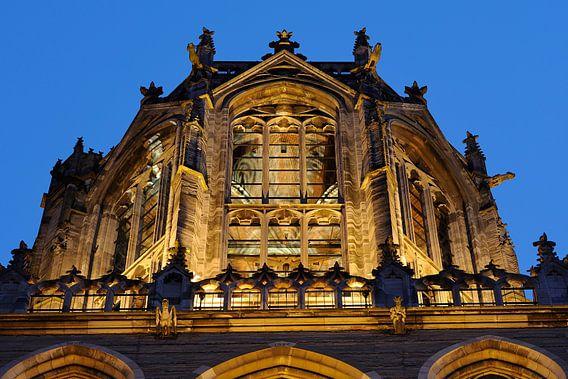 Lantaarn van de Domtoren in Utrecht