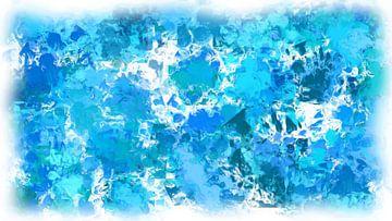 Abstract winter van Maurice Dawson