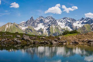 Gugger See, Allgäu von Walter G. Allgöwer