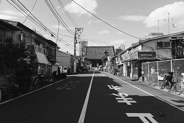 Tokio Straßenbild von yasmin meraki