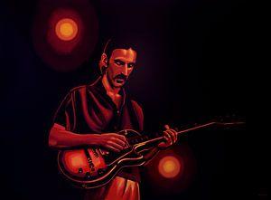 Frank Zappa Schilderij