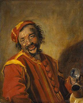 Der lustige Zecher, Frans Hals