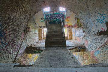 Fort de la Chartreuse van Michelle Peeters