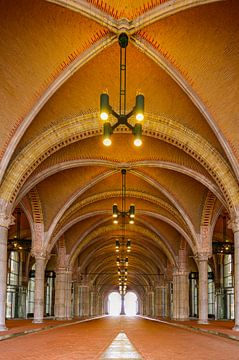 Passage Rijksmuseum Amsterdam van Foto Amsterdam / Peter Bartelings
