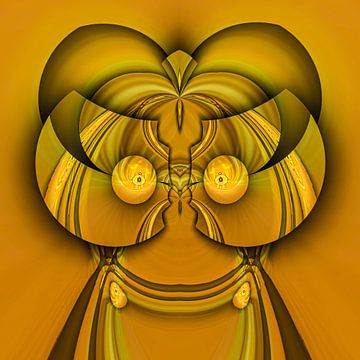 Phantasievolle abstrakte Twirl-Illustrationen 106/43 von PICTURES MAKE MOMENTS