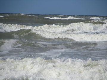 aan de Noordzee 4 van addy de meij