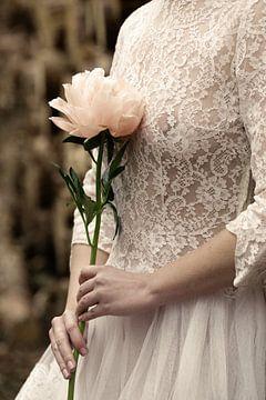 Flower girl van Carine Belzon