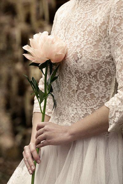 Flower girl von Carine Belzon