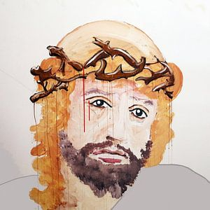 DICX Jesus Christ 1.0 van Dick Evers