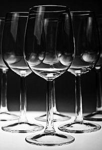 Wijnglazen  van