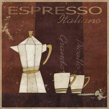 Espresso Italiano van Joost Hogervorst