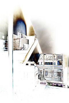 Treppenhaus von Paquita Six