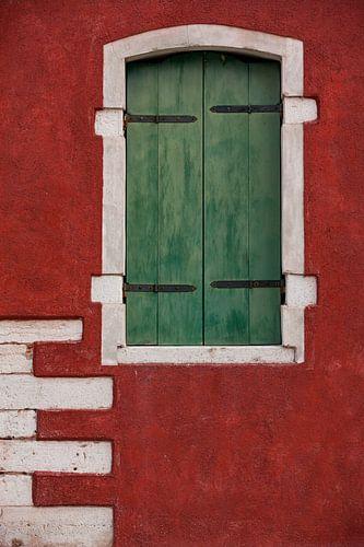 Fenster auf Murano von
