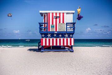 Miami beach badmeester huis van Charles Poorter