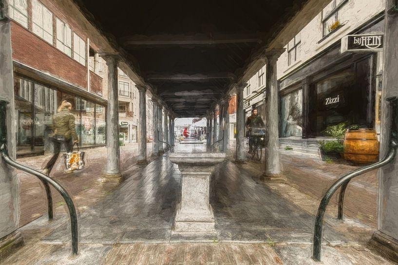 Amersfoort -4 van Dick Jeukens