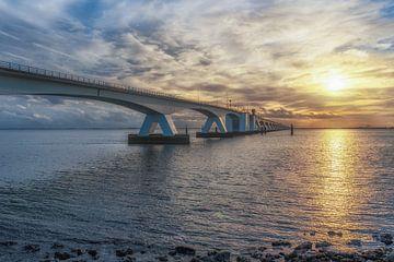 Die Zeelandbrücke von Maikel Brands