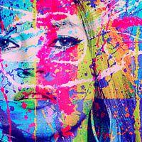 Pop Art Wandbilder - Bunt, schrill und immer originell. Pop Art Poster sorgen für gute Laune und sind ein Highlight in jedem Raum. Pop Art passt zu jedem Einrichtungsstil und ist zu Hause wie im Büro sehr repräsentativ. Entdecke die Motive unserer Pop Art Künstler in brillianter Farbqualität auf Leinwand, hinter Acryl und als Kunstdruck.