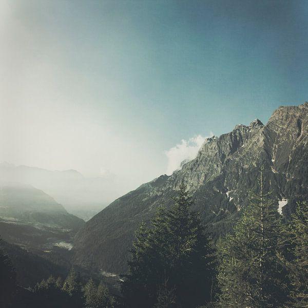 Valley View - Valmalenco - Lombardia van Dirk Wüstenhagen