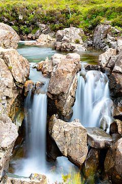 Fairy Waterfall von Vincent van den Hurk