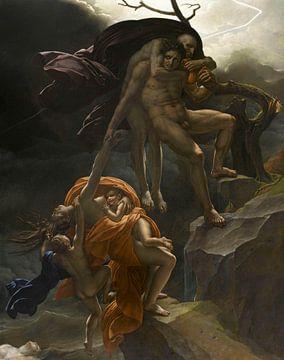 Die Flut, Anne-Louis Girodet-Trioson