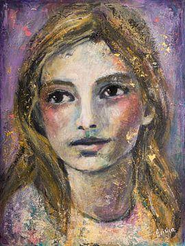 Emma von Flow Painting