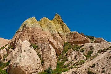 Kleuren uit Cappadocië van Reinier van de Pol