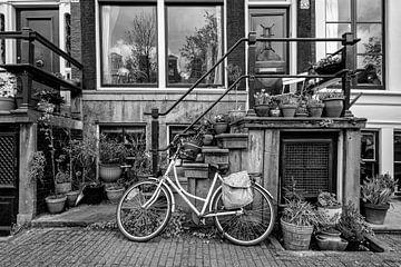 Welkom in Amsterdam van Foto Amsterdam / Peter Bartelings