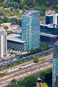 Luchtfoto WTC Amsterdam