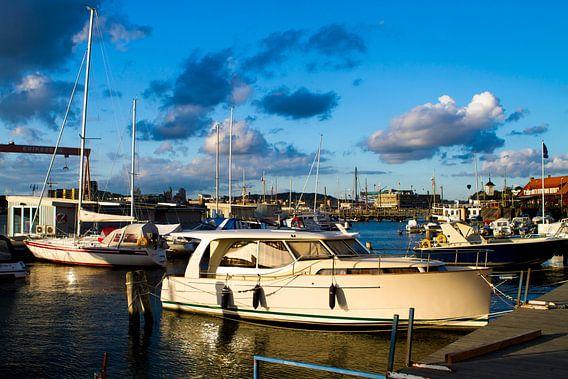 Göteborg Harbour - Marina van Colin van der Bel