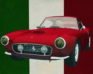 Ferrari 250 GT SWB Berlinetta uit 1957 de Ferrari voor dagelijks gebruik van Jan Keteleer