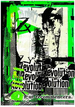 revolution van sandrine PAGNOUX