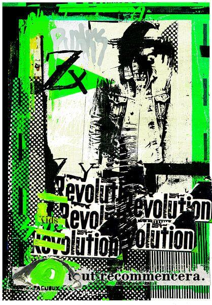 revolution sur sandrine PAGNOUX
