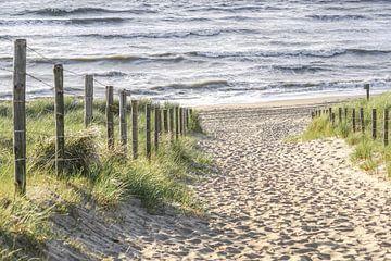 Strand en zee von Dirk van Egmond