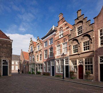 Hofstraat, Dordrecht. van David Bleeker