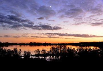 Oosterduinse meer I van Bert Vester