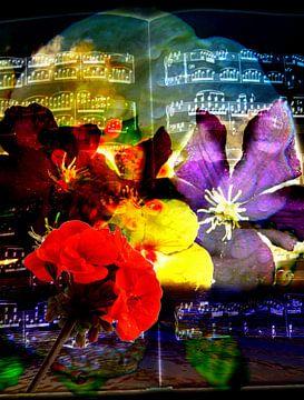 Florale Töne von Gertrud Scheffler