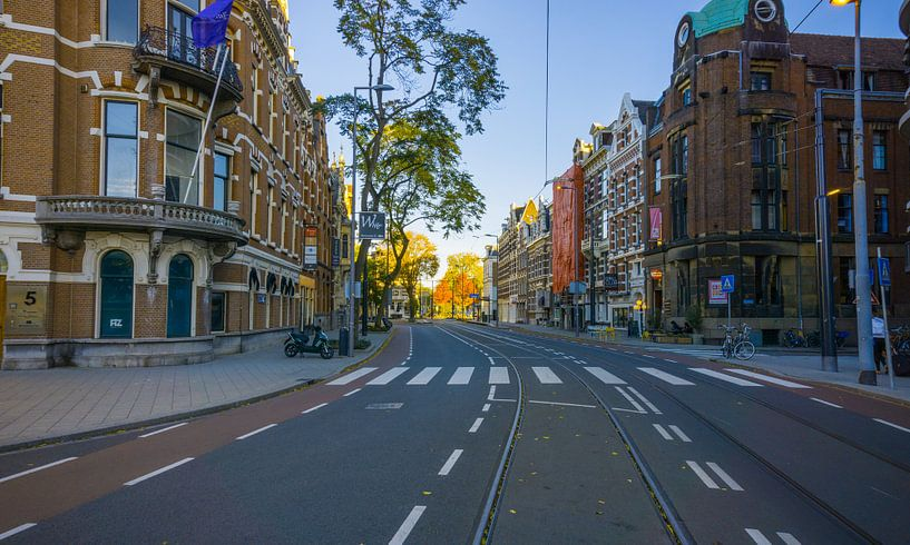 Rotterdam Westplein Scheepsvaartkwartier van Ricardo Bouman | Fotografie