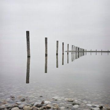 La paix et le calme au lac sur Andreas Kilian