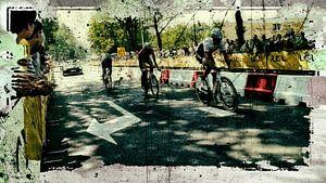 Fabian Cancellara. van PictureWork - Fotografie en Beeldbewerking