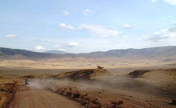 Ngorongoro  NP Tanzania  van Tineke Mols